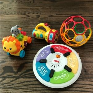 Fisher Price/ VTech Baby Toys